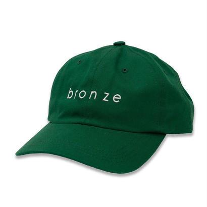 BRONZE56K BRONZE HAT EMERALD GREEN