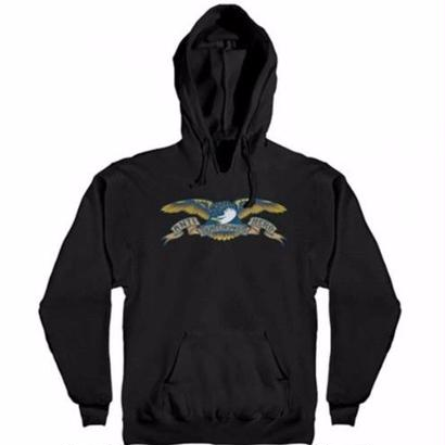 ANTI HERO EAGLE HOODY BLACK