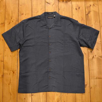 Solid Resort Shirt Navy