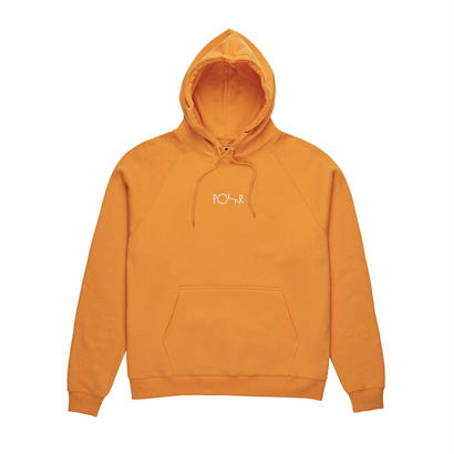 POLAR SKATE CO. DEFAULT HOODIE Orange