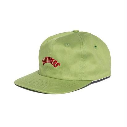 ALLTIMERS BENDY HAT LIME GREEN