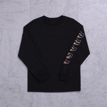 QUASI SKATEBOARDS Prix L/S T-shirts [Black]