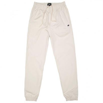 MAGENTA TRACKSUIT PANTS CREAM WHITE