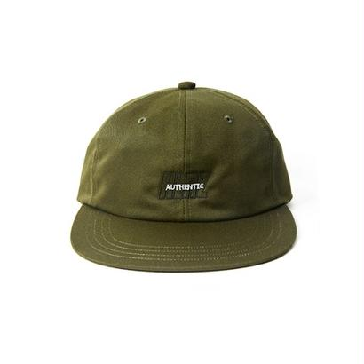 Hellrazor Authentic 6panel Cap - Olive