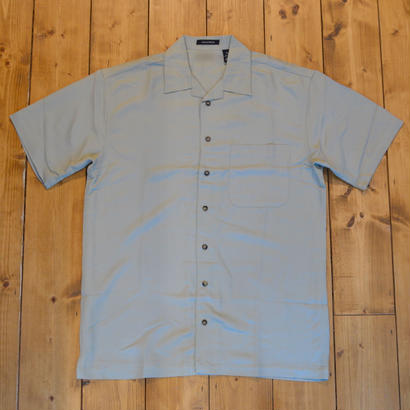 Solid Resort Shirt Sage Green