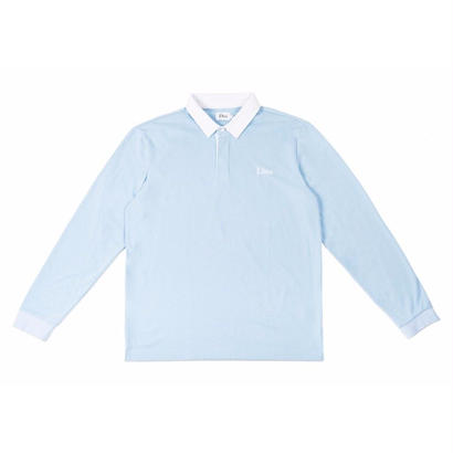 DIME RUGBY SHIRT BABY BLUE