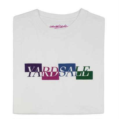 YARDSALE White panel Tshirt