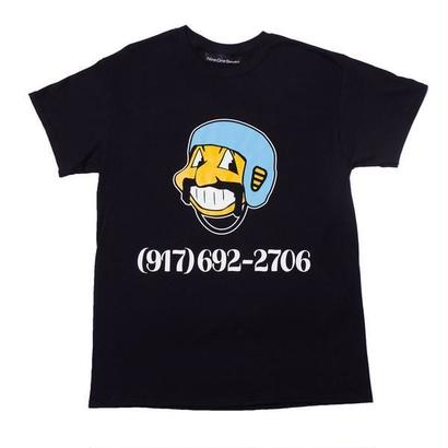 CALL ME 917 Bowl Troll Tee Black