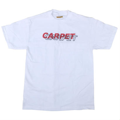 CARPETCOMPANY MISPRINT TEE White