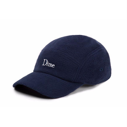DIME FLEECE 5 PANEL CAP NAVY