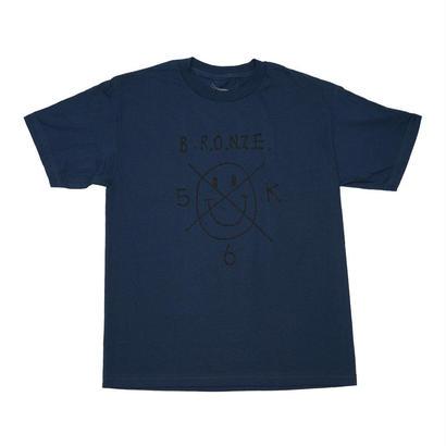 BRONZE56K XED TEE HARBOR BLUE
