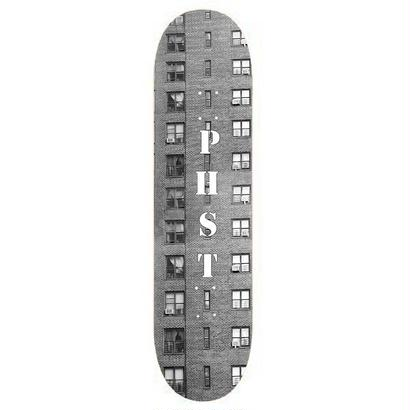"PUBLIC HOUSING SKATE TEAM PHST ""WINDOW DECK"" 8.5"