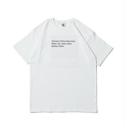 Hellrazor Kick Out Shirt-White