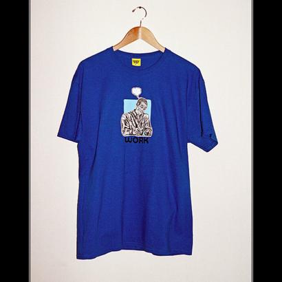 IGGY Work T-Shirt - Royal