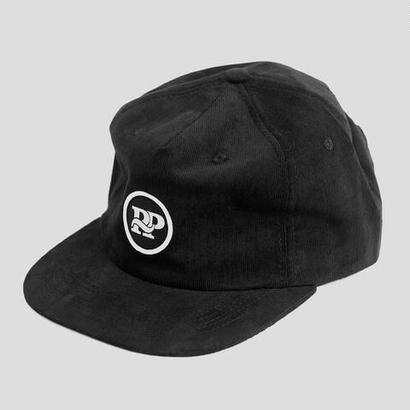 PASS~PORT - P~P WORKS CAP - BLACK