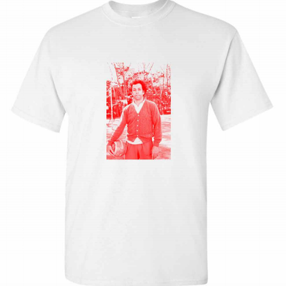 CHRYSTIE  NYC Peter Sutherland photo T-Shirts_GONZ
