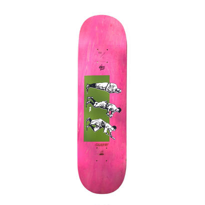 CARPETCOMPANY CARPET X THE KILLING FLOOR DECK Pink 8.0