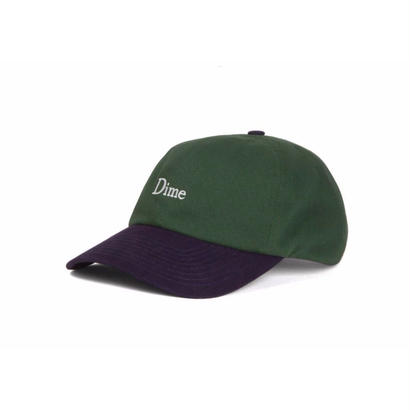 DIME CLASSIC TWO-TONE CAP GREEN & NAVY