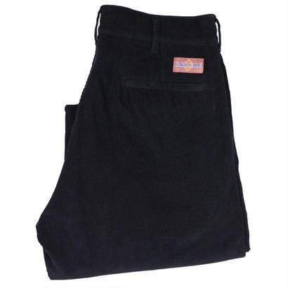 YARDSALE Black Corduroy slacks