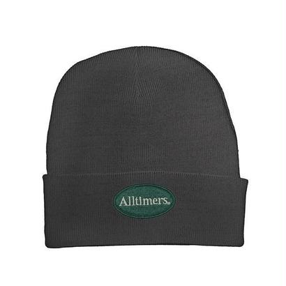 ALLTIMERS SIMPLE BEANIE GREY