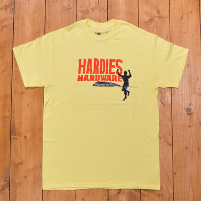 HARDIES HARDWARE RUNNING MOUNTAINS TEE