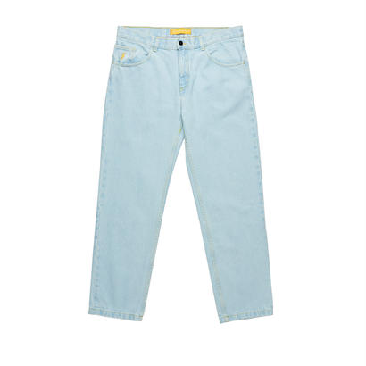 POLAR SKATE CO. 90's JEANS Bleach Blue