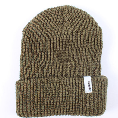 Theories Beacon Beanie Olive