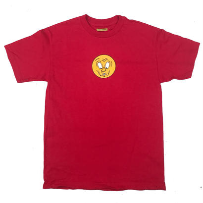 CARPETCOMPANY CORNY TEE Red