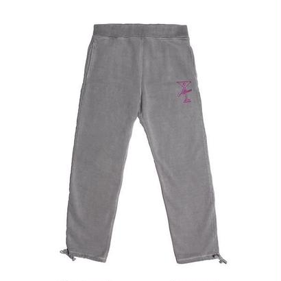ALLTIMERS LEAGUE PLAYER SWEATPANTS OVERWASH GREY
