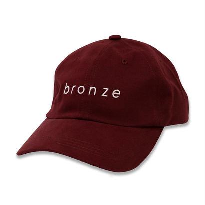 BRONZE56K BRONZE HAT BURGUNDY