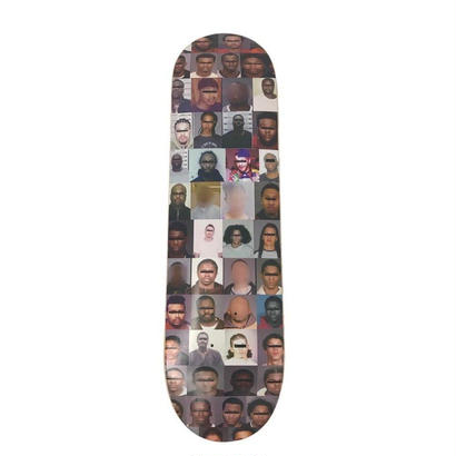 "PUBLIC HOUSING ""GANG RAID"" SKATE DECK"
