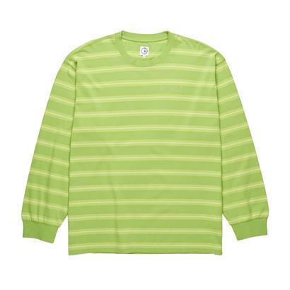 POLAR SKATE CO. '91 LONGSLEEVE Apple Green