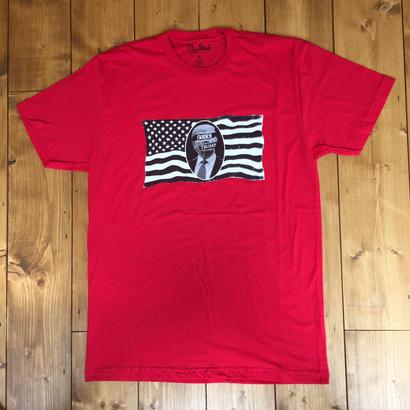 Eli Reed F* Trump Tee - Red
