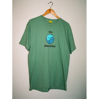 IGGY Disobedience T-Shirt - Sagestone