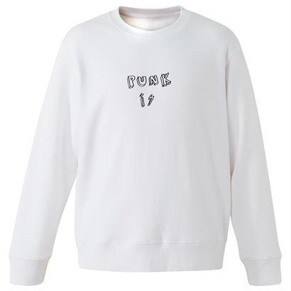 PUNK CRUST Sweat shirt #4
