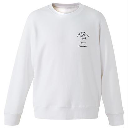 PUNK CRUST Sweat shirt #3