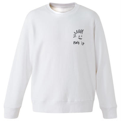 PUNK CRUST Sweat shirt #1
