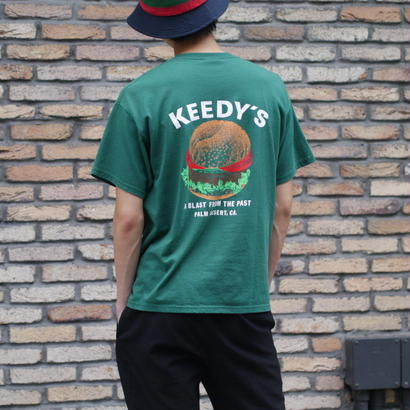 """KEEDY'S"" print T-sh(GRN)"