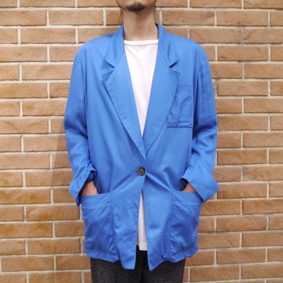 Rayon tailored jacket
