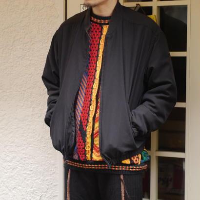 Poly bomber jacket