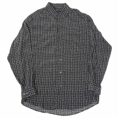 All pattern rayon shirt