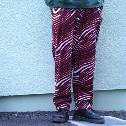 """ZUBAZ"" easy pants(red)"