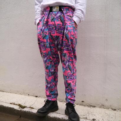 80s vivid easy pants