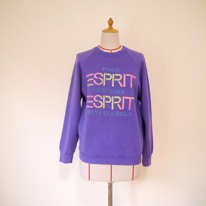 """ESPRIT"" logo sweat"