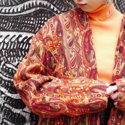 Paisley gobelins jacket
