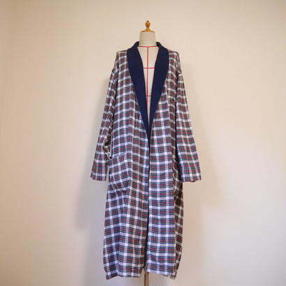 """""""POLO"""" check pattern gown"""