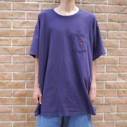 Oversized POLO one point T-sh