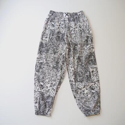 80's easy pants