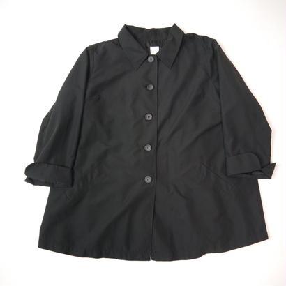 Pleats design short coat