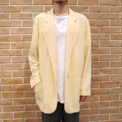 Pastel color tailored jacket
